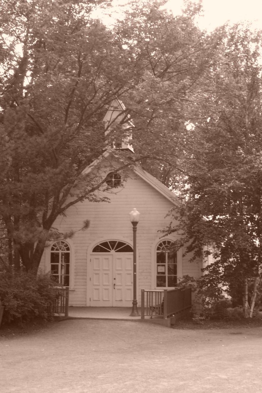 Chapelle Maizerets