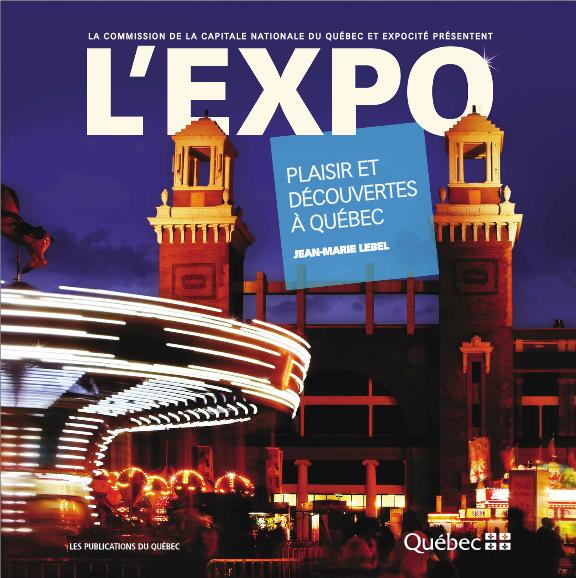 couverture livre expo-québec